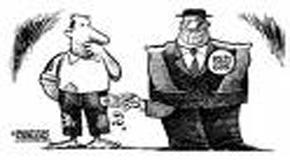 El lado oscuro del financiamiento político