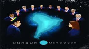Mercosur vs. Unasur