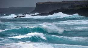 Mar en crisis