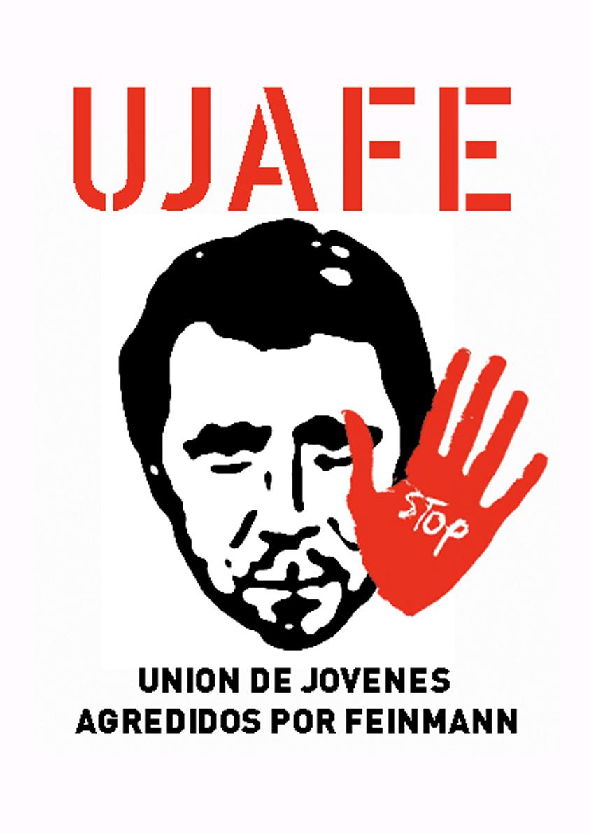 Lanzan «Unión de jovenes agredidos por Feinmann Eduardo»