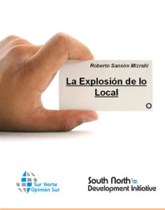 La Explosión de lo Local