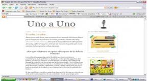 Diálogos en la blogósfera