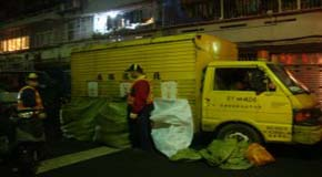 Peregrinos de Taipei