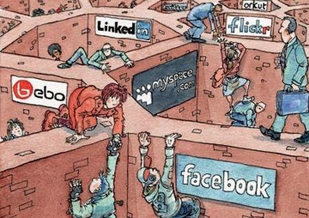 Difundir con éxito en las redes sociales