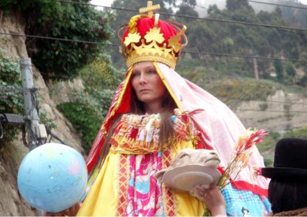 Feminismo boliviano