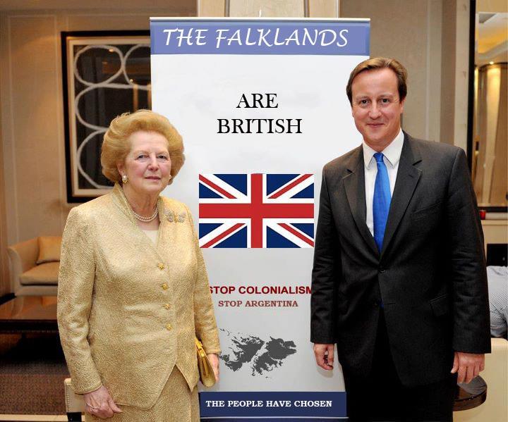 Fundamento de la posición británica