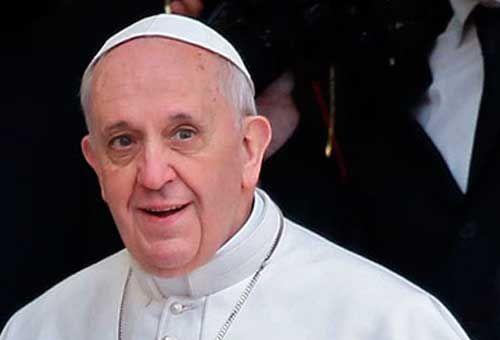 ¿Qué onda el Papa?